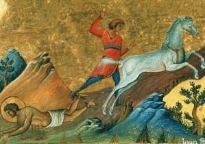 Святой мученик Орест - житие