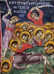 Святой мученик Иерон - житие
