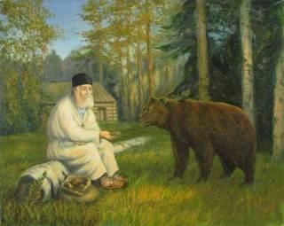 Удивительный рассказ о необыкновенном медведе