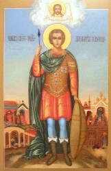 Великомученик Димитрий Солунский - житие