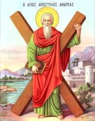 Апостол Андрей Первозванный - житие