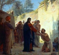 Почему Христос запрещал исцеленным говорить о Себе?