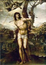 Святой мученик Севастиан и иные с ним