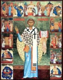 Священномученик Климент, папа Римский - житие