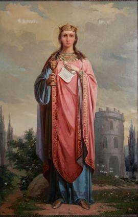 Святая великомученица Варвара - житие
