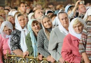 Жены в церквах да молчат?