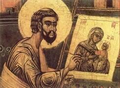 Как Богородица оставляет Свою благодать на иконах