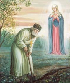 Преподобный Серафим Саровский - житие
