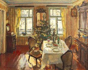 Рождество в Москве. Рассказ