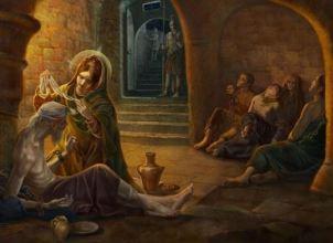 Великомученица Анастасия Узорешительница - житие
