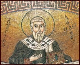 Святитель Афанасий Великий - житие