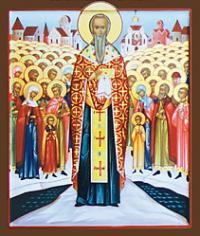 Св. Исидор и с ними 72 мученика - житие