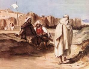 Были ли арабы в библейские времена?