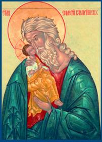 Молитва праведному Симеону Богоприимцу