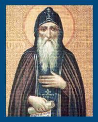 Житие преподобного Лазаря Мурманского