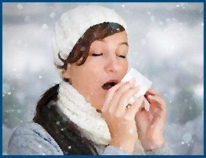 Лечим простуду эфирными маслами!