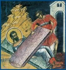 Житие преподобномученика Конон и сына его Конона