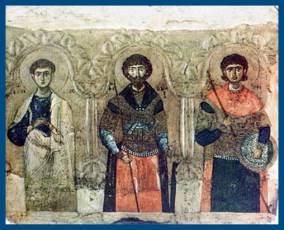 Житие мучеников Евтропия, Клеоника и Василиска