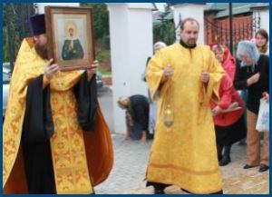 Помощь и исцеление от святой Матроны