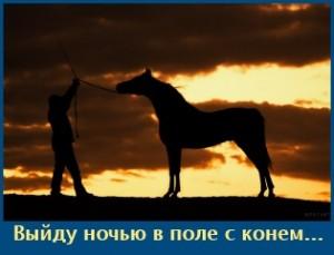 """Песня """"Конь"""" - исполняет Сретенский хор"""