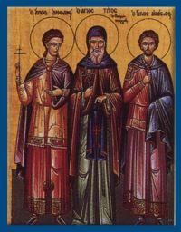 Житие мучеников Амфиана, Едесия и др.
