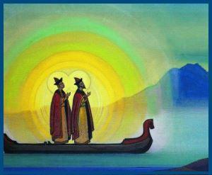 Молитвенники за Русь - св. Борис и Глеб