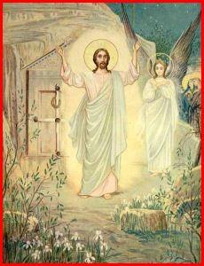 Воскресение в жизнь вечную!