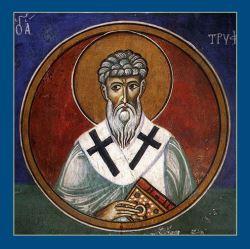 Святитель Трифиллий Кипрский