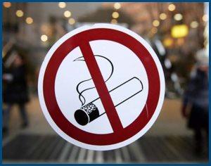 Курение, грех