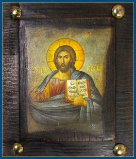 Икона, Господа, Христа