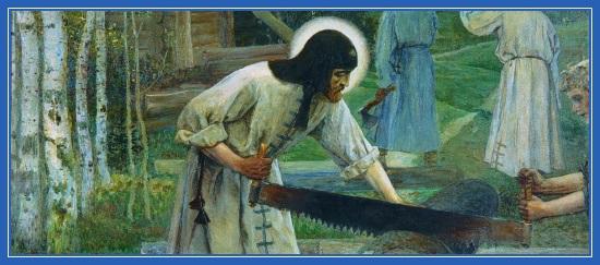 Преподобный Сергий, Житие