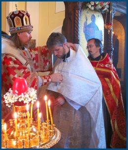Рукоположенный священник