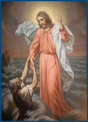 Спасение апостола Петра