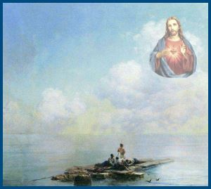 Спасение в море
