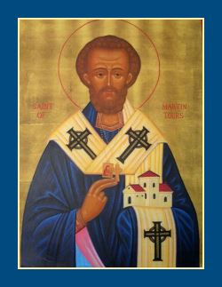 Святой Мартин, епископ Турский
