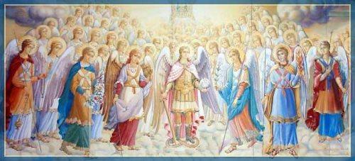 Святые Ангелы, Архангелы