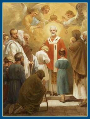 Святитель Николай среди людей