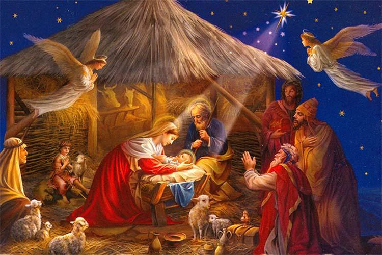 Рождество Христово, волхвы