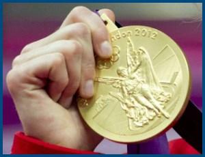 Золотая медаль, олимпийская