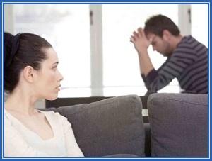 Муж и жена - непонимание