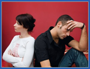 Муж и жена - раздор