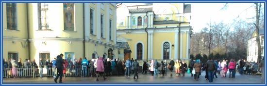 Покровский монастырь - 23 марта 2014