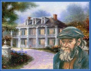 Богатый дом и богач