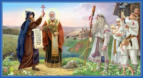 Духовное чтение на 24 мая 2019 года. Свв. Кирилл и Мефодий