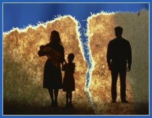 Развод, распад, семьи