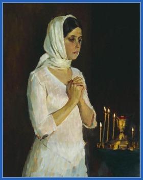 Молитва, обет
