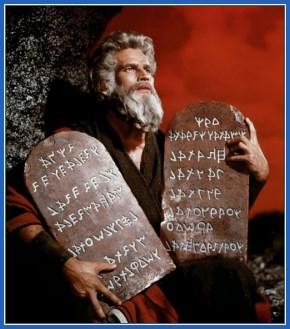 Заповеди Моисея