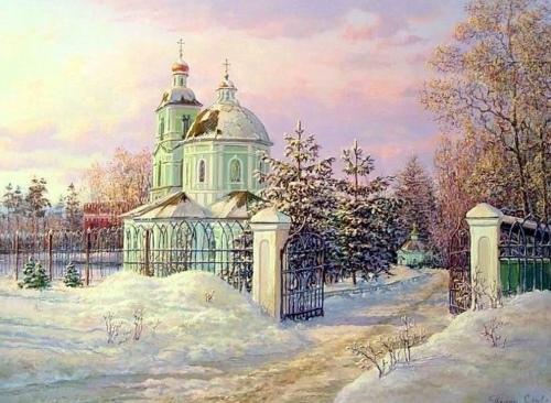 Храм Божией Матери