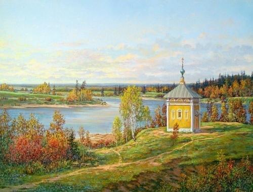 Православная Русь. Часовня