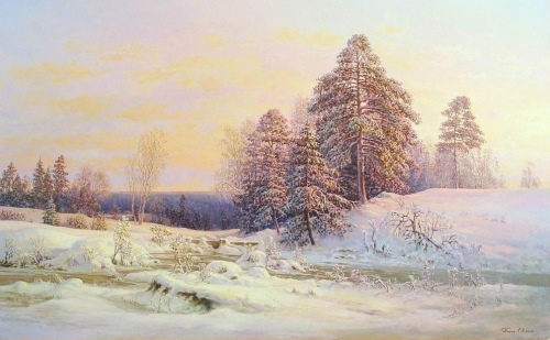 Зима уходящая